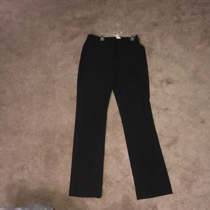 Pain black dress pants
